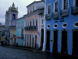 Pelourinho District, Salvador Da Bahia, Bahia, Brazil Photographic Print by Julie Bendlin