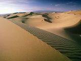 Khongoryn Sand Dunes, Gobi Desert, Mongolia Photographic Print by Gavriel Jecan