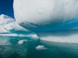 Melting Iceberg, Western Antarctic Peninsula, Antarctica Photographic Print by Steve Kazlowski