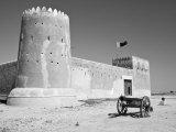 Al-Zubarah Fort, Qatar Photographic Print by Walter Bibikow
