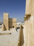 Traditional Arabian Gulf Defensive Structure, Umm Salal Mohammed Fort, Qatar, Photographic Print