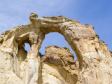 Grosvenor Arch in Grand Staircase, Escalante National Monument, Utah, USA Photographic Print by Diane Johnson