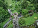 Blarney Castle, Ireland Fotografisk tryk af Cindy Miller Hopkins
