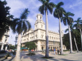 The Gran Teatro De La Habana, Cuba Photographic Print by Greg Johnston