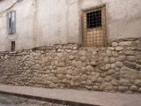 Old Inca Wall Foundation, Cusco, Peru Photographic Print by Diane Johnson