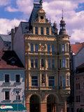 Ceske Krumlov, Czech Republic Photographic Print by David Herbig