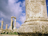 The Citadel, Temple of Hercules, Amman, Jordan Photographic Print by Cindy Miller Hopkins