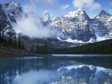 Valley of Ten Peaks, Lake Moraine, Banff National Park, Alberta, Canada Photographic Print by Charles Gurche