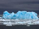 Iceberg, Western Antarctic Peninsula, Antarctica Photographic Print by Steve Kazlowski