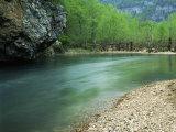 Buffalo National River, Arkansas, USA Fotodruck von Charles Gurche