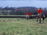 The Quorn Fox Hunt, Leicestershire, England Photographic Print by Alan Klehr
