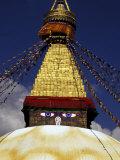 Bouddhanath Stupa, Khatmandu, Nepal Photographic Print by Gavriel Jecan