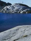 Robin Lake, Alpine Lakes Wilderness, Washington, USA Photographic Print by Charles Gurche