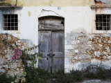 Old Doorway, Chania, Crete, Greece Photographic Print by Darrell Gulin