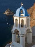 Town of Oia, Santorini, Greece Photographic Print by Darrell Gulin