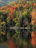 Autumn, Heart Lake, New York, USA Photographic Print by Charles Gurche