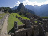 Lost Inca City of Machu Picchu, Peru Photographic Print by Diane Johnson