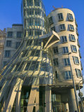 Dancing House, Prague, Czech Republic Photographie par Keren Su