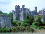 Ashford Castle, Cong Co Gaslway, Ireland Photographic Print by Marilyn Parver
