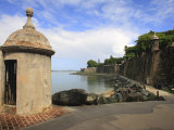 El Morro Walk, Old San Juan, Puerto Rico Photographic Print by Maresa Pryor