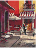 The Good Life Print by Brent Heighton
