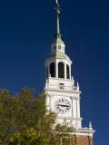 Baker Hall on the Dartmouth College Green in Hanover, New Hampshire, USA Fotografie-Druck von Jerry & Marcy Monkman