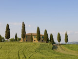 Pienza, Val D&#39;Orcia, Siena Province, Tuscany, Italy Photographic Print by Sergio Pitamitz