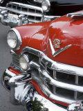 Classic American Automobile, Seattle, Washington, USA Fotografiskt tryck av William Sutton