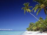 Tetiaroa, French Polynesia Photographic Print by Douglas Peebles