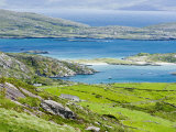 Harbor, Ring of Kerry, Kerry Peninsula, Ireland Photographic Print by William Sutton