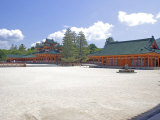 Heian Shrine, Kyoto, Japan Photographic Print by Shin Terada