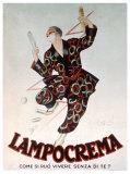 Lampocrema Giclee Print by Leonetto Cappiello