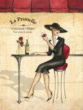 Femme Elegante IV Art by Andrea Laliberte