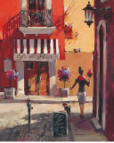 La Bonne Vie Prints by Brent Heighton
