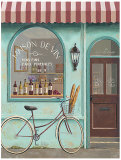 Wine Store Errand Posters by Marco Fabiano
