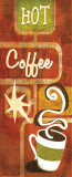 Retro Coffee III Posters by Stacy Gamel