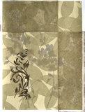 Wildflowers and Filigree I Giclee Print by Jennifer Goldberger
