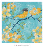 Morning Song I Prints by Kate Birch