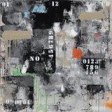 Initiales 129 Kunstdrucke von Eric Trichet