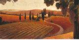 Villa Tuscany Prints by James Wiens