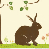 My Little Bunny Print by Sapna