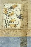 Embellished Hummingbird Reverie II Giclee Print