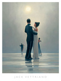 Baila conmigo hasta el final del amor Lminas por Jack Vettriano