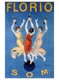 Florio O.M. Giclee Print by Leonetto Cappiello
