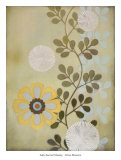 Citrus Blossom Plakater af Sally Bennett Baxley