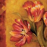 Bouquet d'amour II Affiches par Pamela Gladding