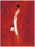 Fashionista II Art by Deb Garlick