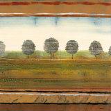 Tree Scape II Poster by Robert Holman
