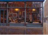 Fifth Avenue Café II Prints by Brent Lynch
