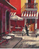 The Good Life Affiches par Brent Heighton